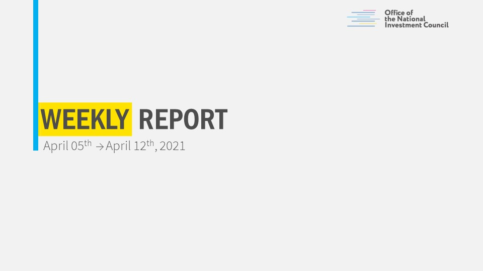 Weekly Analytical Report 05.04 - 12.04